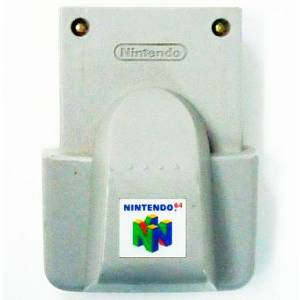Rumble Pak (officiel Nintendo) [N64 - occasion BE / loose]