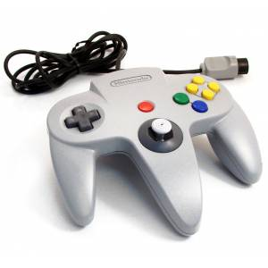 Controller N64 (officiel Nintendo) [occasion BE / loose]