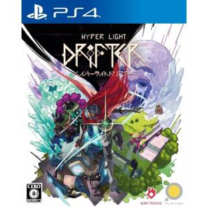 Hyper Light Drifter - First Edition [PS4-used]