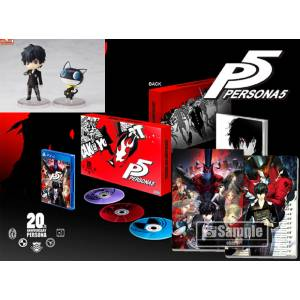 Persona 5 - 20th Anniversary Famitsu DX Pack [PS4]