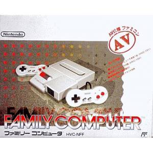 Famicom AV [Used - with Box]