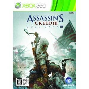 Assassin's Creed III [X360 - Used Good Condition]