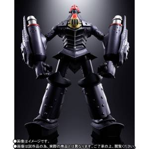 The Big O GX-48K Kurogane Finish Limited Edition [Soul of Chogokin]