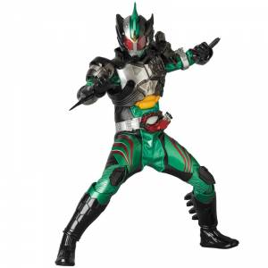 Kamen Rider Amazon New Omega [RAH GENESIS / Real Action Heroes 776]