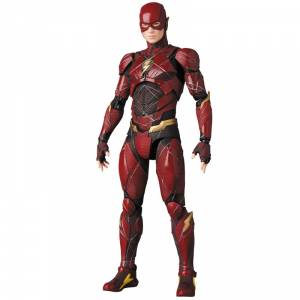 JUSTICE LEAGUE - FLASH [MAFEX No.058]