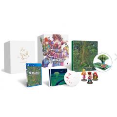 Secret of Mana / Seiken Densetsu 2 - Collector's Edition [PS4]