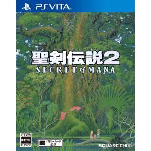 Secret of Mana / Seiken Densetsu 2 - Standard Edition [PSVita]