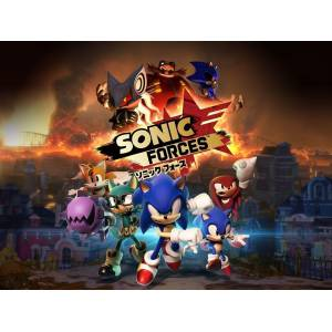FREE SHIPPING - Sonic Forces - Standard Edition (English Included) [Switch]