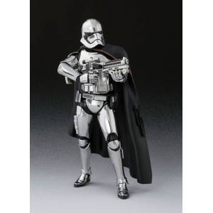 Star Wars: The Last Jedi - Captain Phasma [SH Figuarts]