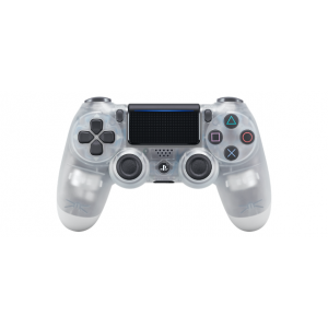NEW DualShock 4 Crystal (CUH-ZCT2J17) [Playstation 4 / Sony]