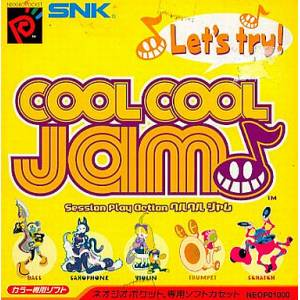 Cool Cool Jam [NGPC - Used Good Condition]
