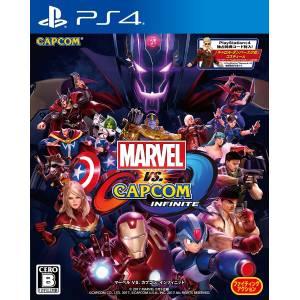 MARVEL VS. CAPCOM: INFINITE - Standard Edition [PS4]