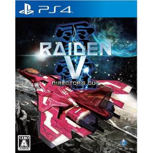 Raiden V Director's Cut - Standard Edition [PS4]