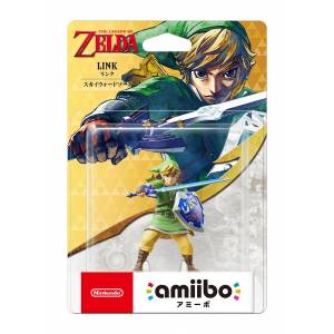 IN STOCK - Amiibo Link (Skyward Sword ver.) - The Legend of Zelda series [3DS]