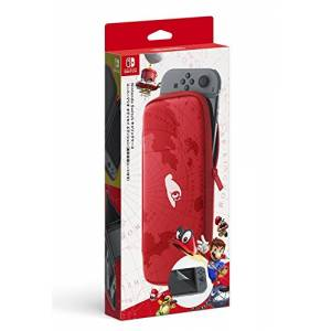 Nintendo Switch carrying case (with Screen Protector) Super Mario Odyssey Edition [Switch]