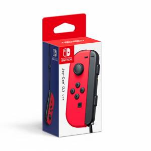 FREE SHIPPING - Nintendo Switch Joy-Con (L) Red Limited Version [Switch]