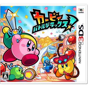 Kirby Battle Deluxe! [3DS]