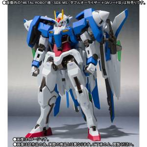 Kidou Senshi Gundam 00V - GNR-010/XN XN Raiser + Seven Sword Parts Set Limited Edition [Robot Spirits SIDE MS]