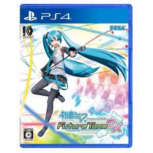 Hatsune Miku Project DIVA Future Tone DX - Standard Edition [PS4]