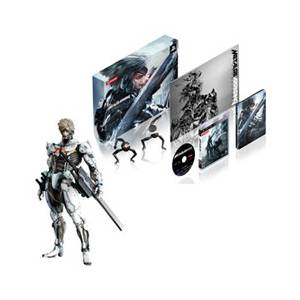 Metal Gear Rising Revengeance - Konami Style Premium Package [PS3]