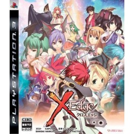 X Edge / Cross Edge [PS3 - Used Good Condition]