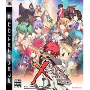 X Edge (Cross Edge) [PS3]