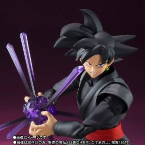 Dragon Ball Super - Goku Black / Rose Limited Edition [SH Figuarts]