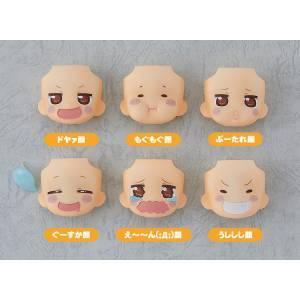 Himouto! Umaru-chan R Face Parts 6 Pack BOX (Pikachu) [Nendoroid More]