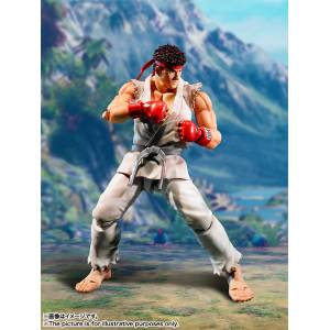 Street Fighter - Ryu Reissue [SH Figuarts]