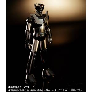 Mazinger Z - GX-70CN - D.C. - Chrome Noir Limited Edition [Soul of Chogokin]