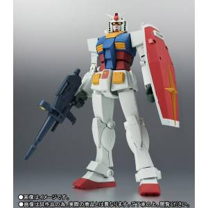 Kidou Senshi Gundam -RX-78-2 Gundam First Touch 2500 A.N.I.M.E. Ver. Limited Edition [Robot Spirits SIDE MS]