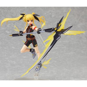 Magical Girl Lyrical Nanoha - Fate Testarossa - Sonic Form ver.[Figma 163]