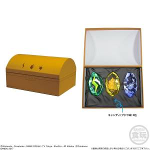 Pokemon / Pocket Monsters Shinka no Ishi Water / Flame / Lightning Stones Set Limited Edition [Goods]
