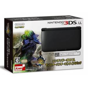 Nintendo 3DS LL (XL) - Monster Hunter 3G (SPR-S-KKDE) [Brand New]