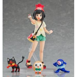 Pokemon Sun and Moon - Fujima Mizuki / Selene [Figma 371]