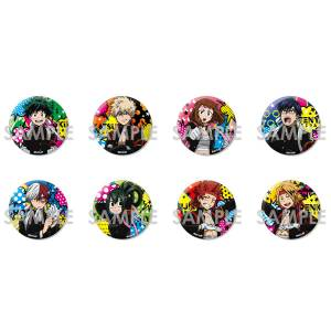 Boku no Hero Academia / My Hero Academia - Trading Can Badge -Ouendan- 8 Pack BOX [Goods]