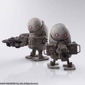 NieR Automata: Machine Set (2 Figures Set) [Square Enix] [Square Enix]