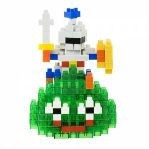 Dragon Quest - Knight Slime [Nanoblock]