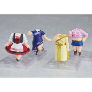 Love Live! Sunshine!!: Dress Up World Image Girls Vol.2 5 Pack BOX [Nendoroid More]