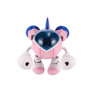 TwinBee Rainbow Bell Adventure - Winbee Plastic Model [Plum]