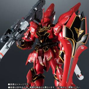 Kidou Senshi Gundam UC - MSN-06S Sinanju Real Marking ver. Limited Edition [Robot Spirits SIDE MS]