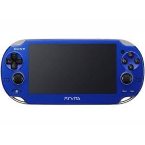 PSVita - Sapphire Blue PlayStation Vita - 3G / Wi-fi (PCH-1100 AB04) [new]