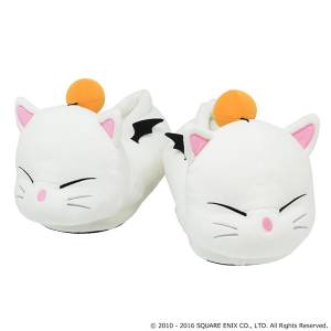 Final Fantasy XIV - Official Moogle Slippers Reissue [Goods]