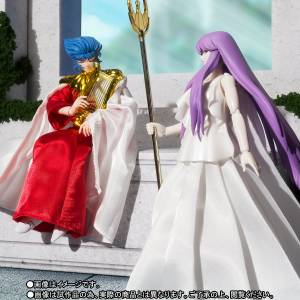 Saint Seiya Myth Cloth - The Sun God Abel & Goddess Athena Shinku no Shounen Limited Set [Bandai]