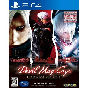Devil May Cry HD Collection - Standard Edition [PS4]