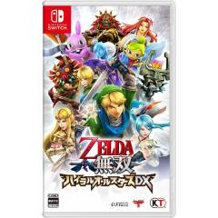 Zelda Musou Hyrule All Stars DX [Switch]