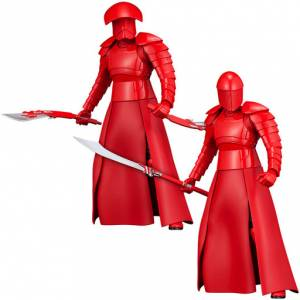 Star Wars: The Last Jedi: Elite Praetorian Guard 2 Pack [ARTFX+]