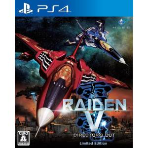Raiden V Director's Cut (Limited Edition) [PS4 - Used Good Condition]
