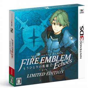 Fire Emblem Echoes: Shadows of Valentia - Limited Edition [3DS - BOX SLIGHTLY DAMAGED]
