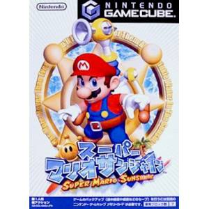 Super Mario Sunshine [NGC - used good condition]
